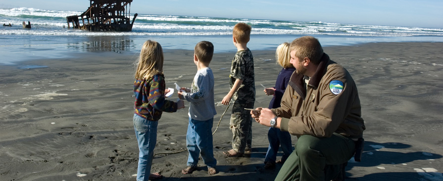 There are many ways to get envolved in advancing environmental literacy in Oregon!